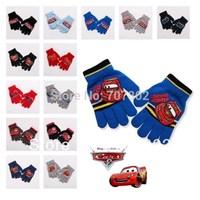 20pair/lot Promotions!! Wholesale Cartoon glove Children's gloves free size  FKG118.2