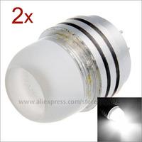 2x  G4 2W LED Lights Bulb High Power Spot Light Warm White / Cold White Lamp Energy Saving DC 12V