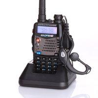 BAOFENG UV-5RA+ Plus Dual Band UHF/VHF Radio 136-174 / 400-520Mhz handheld  UV-5RA 128CH 520MHz DTMF VOX Metal