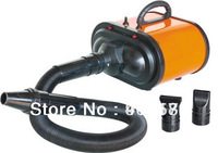 SR-201 Portable double motor pet water blower/dog grooming dryer