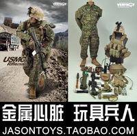 Vh veryhot toys model marines usmc set