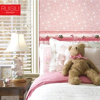 Non-woven wallpaper child room wallpaper male female child wallpaper ra387