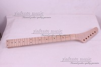 one  pcs   electric guitar neck high quality maple   with maple  fingerboard