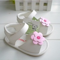 Summer Baby Sandals Baby Soft Shoes With Rubber Soles For Toddlers Shoes Long 12.5-13.5-14.5 cm