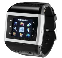 Watch Phone Q7,GSM quad-band,bluetooth,,FM,mp3/MP4.Dual sim card watch mobile phone,blue tooth watch