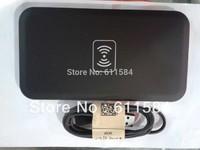50PCS/LOT Black QI Wireless Charger Pad for LG E960 Google Nexus 4 2G Nokia Lumia 920 Samsung Galaxy S3 I9300 S4 S5 N7100 N9000