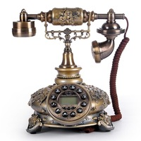 Fashion antique telephone old telephone vintage telephone caller id bsod hands-free