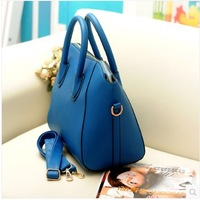 Fashion bags 2013 quality nubuck leather women's handbag spring and summer one shoulder cross-body handbag