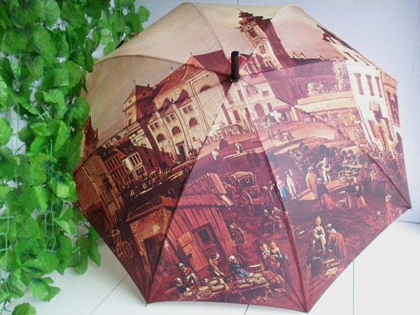 Parapluies peinture l 39 huile des tableaux c l bres du for Acheteur maison du monde