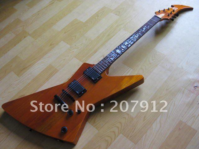 Ken Lawrence Cus tom Expl..er Metallica James Hetfield Electric Guitar(China (Mainland))