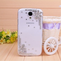 New For samsung   phone case s4 galaxys4 rhinestone phone case diy 4 s4 back cover phone case
