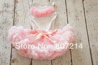 2014 Lovely Pettiskirt -  Girls FIrst birthday Outfit - Pettiskirt - Pink Skirt - Newborn Photo Prop - Baby Outfit