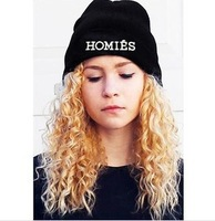 Hot Sale!2013 Sport Winter Homies OATW CDC High quality Cap Men Hat Beanie Knitted Winter Hats For Women Fashion Caps