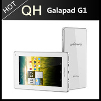 Galapad G1 7 inch IPS 1024X600 Quad Core Tbalet PC Nvida Tegra 3 Android 4.1 1GB RAM 8GB HDMI Bluetooth GPS 2MP Camera