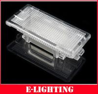 5sets/lot Error Free LED Luggage Trunk Footwell Compartment Light for BMW E36 E39 E46 E60 E65 E82 E88 E70 E71 E84 F01 F02