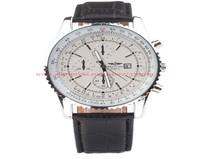 2013 new arrival,high quality quartz analog watch. Fashion, Complete Calendar, has three dial, men's Quartz Watch