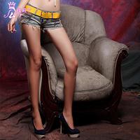 free shipping 2014 winter women's denim shorts slim women's denim ultra-short denim