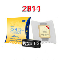 2014 Rfori SDHC Gold Pro card 3DS Flash Card, support 3DS V7.1.0-14 and DSi V1.45