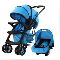 Baby stroller pouch baby child bb GOODBABY car umbrella trolley two-way seat p19