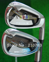 2014 HOT New Men.s Golf Club inpresX Z CRVTY golf irons set 456789PAS(9pcs)graphite Regular shaft DHL Free Shipping