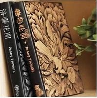 Korea stationery vintage a5 relief book notepad tsmip sketch book