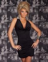 2014 New Arrival Girl's Solid Deep V Neck Sexy Skinny Dress, Clubwear lingerie N083 Purple, Pink, Black