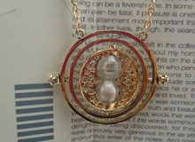 Harry Potter and the Prisoner of Azkaban Hermione s Time Turner necklace to cherish the love