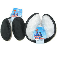 Thickening windproof thermal earmuffs ear package winter outdoor skiing lovers design faux fur thickening ear package