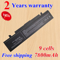 NEW 9CELL Laptop Battery For Samsung R519 R518H R518 R517 R507 R480 R478 R470H R470 R469 R468H R468 R467 R466 black +gift