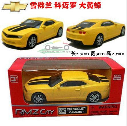 2013 World Cars Large Full Chevrolet Camaro Kids Toys Car Alloy Children's Toys Car Model Wholesale Free Shipping(China (Mainland))