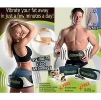 TV Shopping Massager machine fat burning weight loss x5 slimming belt vibration massage stovepipe