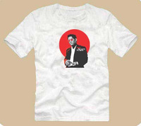 2014 New T-shirt takeshi kitano screen printing