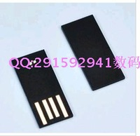 Ultra-thin 4gb waterproof black 4gb udp usb flash drive semi finished chip 4g