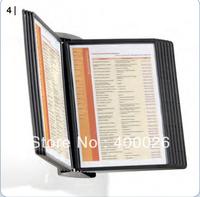 Menu Book Stand - Desktop/Wall mounting ,China Display Racks for sale