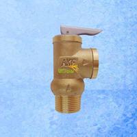 "AKE YA-15 Safety Valve 1bar 2bar 3bar 4bar 5bar 6bar 7bar 8bar 9bar 10bar Pressure relief valve BSP1/2"""