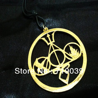 Items Gold Necklace & Pendants The Mortal Instruments Hunger Games Divergent Percy Jackson HARRY POTTER For collection