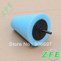 New 1PC Professional T60 Sponge Cone Metal Polishing Tool /Polishing pad
