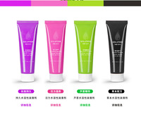 New arrival multicolour water-soluble lubricant lasting anal sex human body oil sex products