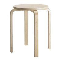 4 pieces/lot birch plywood stool