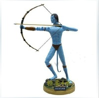 "High Quality Polyresin 12""  Avatar figure handicrafts Valentines Gift"
