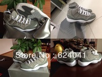 Free Shipping New Model Hot Sale Air Retro 11 XI Cool Gray Bel Air Oreo Men's Basketball Sport Footwear Sneakers Trainers Shoes