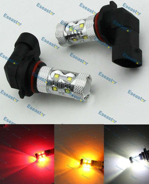 9006 LED HB4 LED BULB 9-32V DC ,FREE SHIPPING 50W CREE XBD LED HIGH POWER,9006 FOG LAMP LED,LED HB4 CAR AUTO LIGHT(China (Mainland))