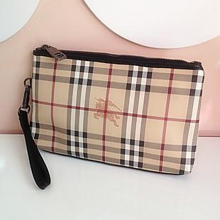 B testificate classic tote bag day clutch bag wrist length general(China (Mainland))