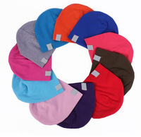 10piece/lot 31 Colors Available Baby Hat Baby Cap Infant Cap Cotton Infant Hats Skull Caps Toddler Boys & Girls Gift