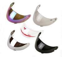 2015  new free shipping YOHE helmet lens 990/991/993 / transparent color Silver Black Lens