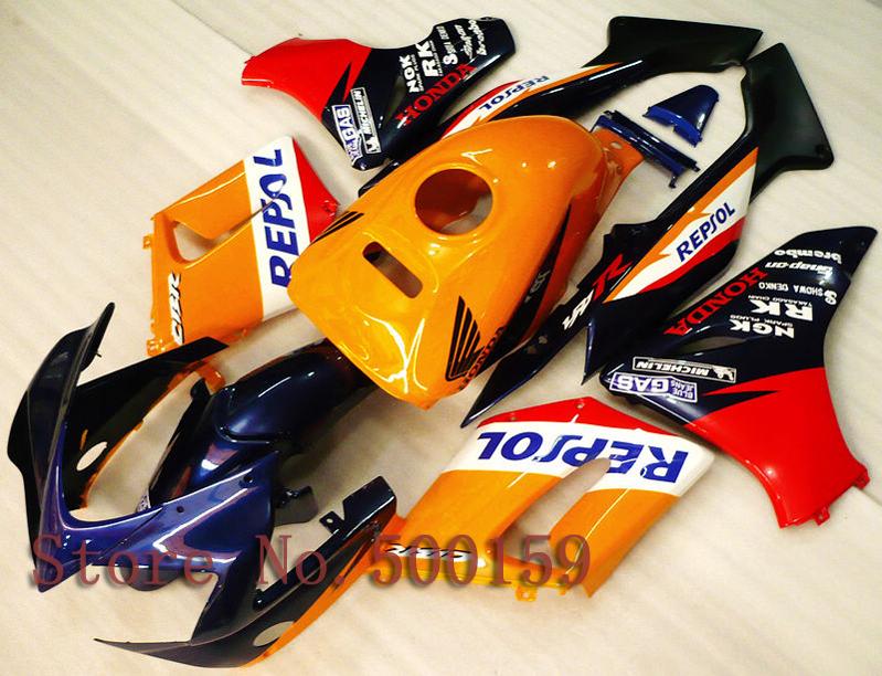 Stickers 125 Cbr Orange 02-06 Cbr 125 r 02
