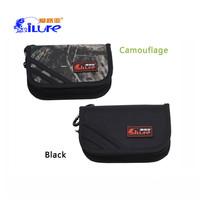 Free Shipping iLure Multi-Purpose Waterproof Polyester Fishing Bag Lure Bag 18*11.5*4.5cm Lure Kit