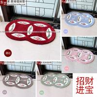 Dongyi ultrafine fiber slip-resistant mats carpet mat doormat 45 75cm