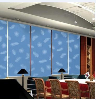 Persiana persianas persiana engenharia sombra obturador pena rolo escritório do obturador(China (Mainland))