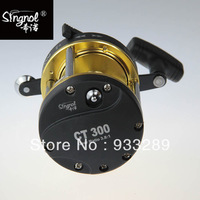 Free Shipping CT300 3BB Boat Trolling Fishing Reel Saltwater Trolling Reel Fishing Gear